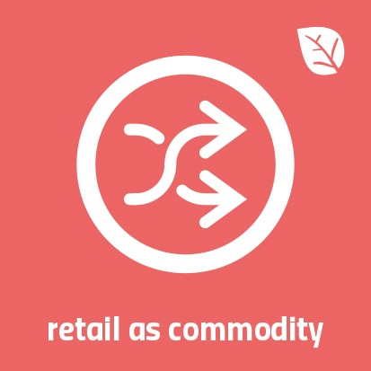 retail as commodity